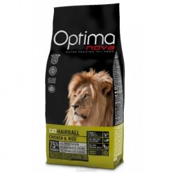 OPTIMAnova CAT HAIRBALL 400g-9497