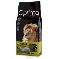 OPTIMAnova CAT HAIRBALL 2kg-9498