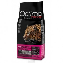 OPTIMAnova CAT EXQUISITE 400g-9508