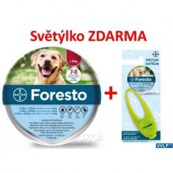 a.FORESTO obojek cat+dog-38cm + DÁREK -9850