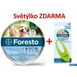 a.FORESTO obojek dog nad 8kg-70cm+ DÁREK-9851