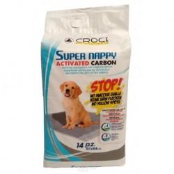 Návyková podložka Super Nappy-Carbon-14ks-57x54cm-8170C
