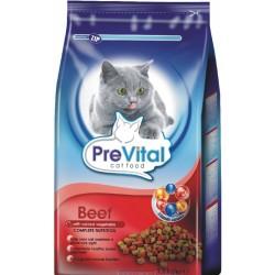 PreVital granule kočka hovězí+zelenina 1,8kg-11201