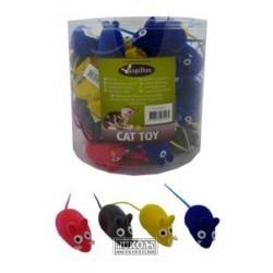 Myš sametová 6cm-240030