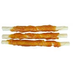 Buvolí tyčinka obalená kuřecím masem JUKO Exclusive Snacks 12,5 cm (6 ks)