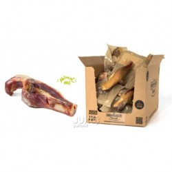 Serrano Half Ham Bone and Knuckle - poloviční šunková kost a kloub cca 200 g