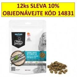 Tapas Gourmet snack for Dog Sardine with Omega 190 g