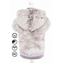 Obleček ELEGANT FUR 40cm - 4346C