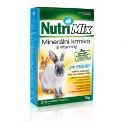 Nutri Mix KRÁLÍK 1kg -2742 +10% ZDARMA