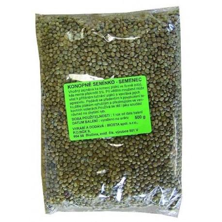Konopné semínko 500 g