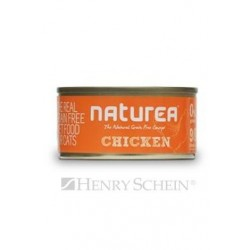 Naturea GF cat vlhké - Chicken 80g