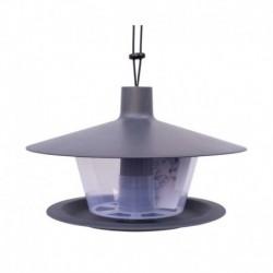 Krmítko Finch-Talíř venkovní plast-antracit-13999