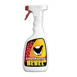 Čmelíkostop Rebel 500 ml