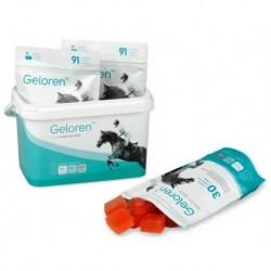 Kloubní výživa kůň Geloren HA (3 x 450 g ) - jablečný