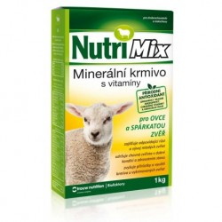 Nutri Mix pro OVCE a Sparkatou zvěř 1kg-2474