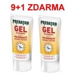Predator gel po bodnutí hmyzem 25 ml 9+1 ZDARMA
