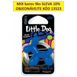 Osvěžovač vzduchu-LITTLE DOG NEW CAR-13505
