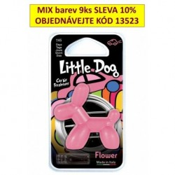 Osvěžovač vzduchu-LITTLE DOG FLOWER-13506