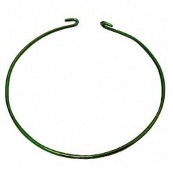 Kroužek kovový na zboží, pr.10cm-1629