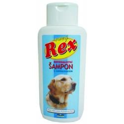 REX šampon antiparazitní 250ml-MODRÝ -1646