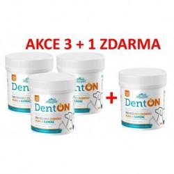 Vitar veterinae DentON (De-Plague) redukce zubního kamene 100 g 3+1 ZDARMA