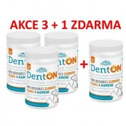 Vitar veterinae DentON (De-Plague) 50g-redukce zubního kamene-3+1 ZDARMA-14190