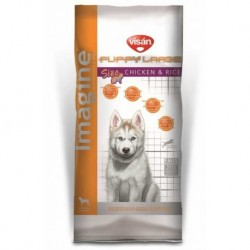 Imagine dog PUPPY&JUNIOR LARGE 15kg-3224-Z