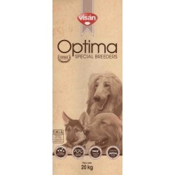 Visán OPTIMA Puppy&Junior 20kg-8451
