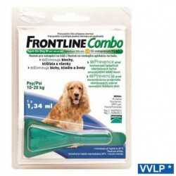 Frontline Combo spot-on pes M 10-20 kg