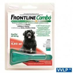 Frontline Combo spot-on pes XL 40-60 kg