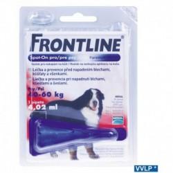 Frontline spot-on pes XL 40-60 kg