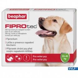 a.Beaphar FIPROTEC Spot-On 268MG 1XDOG-L-20-40kg-14145