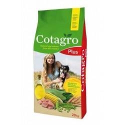 Cotagro Dog Plus 20 kg-Poškozeny obal - SLEVA 20%