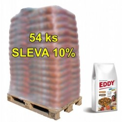 EDDY Adult ALL breed 8kg-paleta 54ks-SLEVA 10%-Z-7689