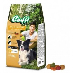 CIUFFI dog ADULTO ATLETICO 4kg-3390