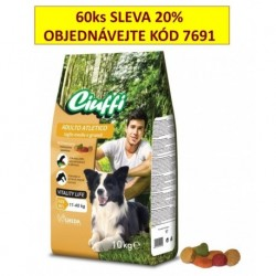 CIUFFI dog ADULTO ATLETICO 10kg-3907