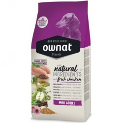 OWNAT Dog Classic Mini Adult 4kg-14078