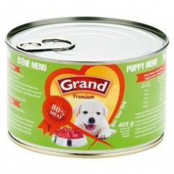 GRAND premium special směs pro ŠTĚŇATA 405g-570