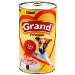 GRAND premium KUŘECÍ 1300g-812