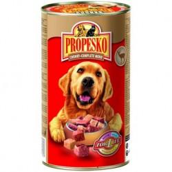 PROPESKO DOG kousky 1240g zvěřina+drůběž-9026