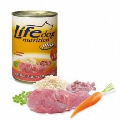 LifeDog Lamb & Rice 400 g
