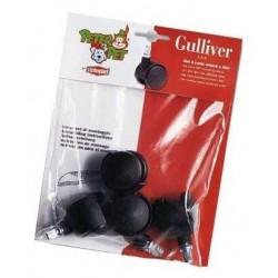 Kolečka Gulliver sada na typ 1-2-3