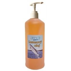 Lososový olej s pumpičkou JUKO (1000 ml)