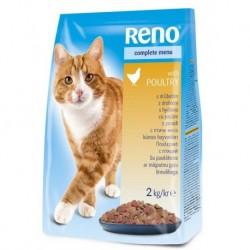 RENO granule CAT drůbeží 2kg-9191