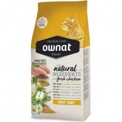 OWNAT Cat Classic Daily Care 15kg-14080