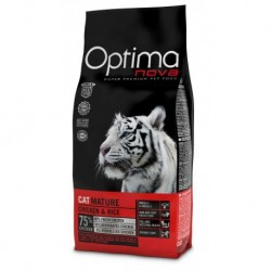 OPTIMAnova CAT MATURE urinary 400g-9502