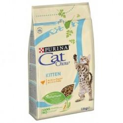 Purina Cat chow Kitten chicken 1,5 kg