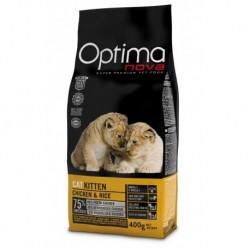 OPTIMAnova CAT KITTEN 400g-9489