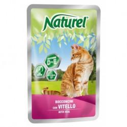 Naturel Cat Veal (telecí), kapsička 100 g