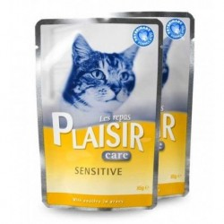 Plaisir Care Cat kapsička 85g Sensitive-13663